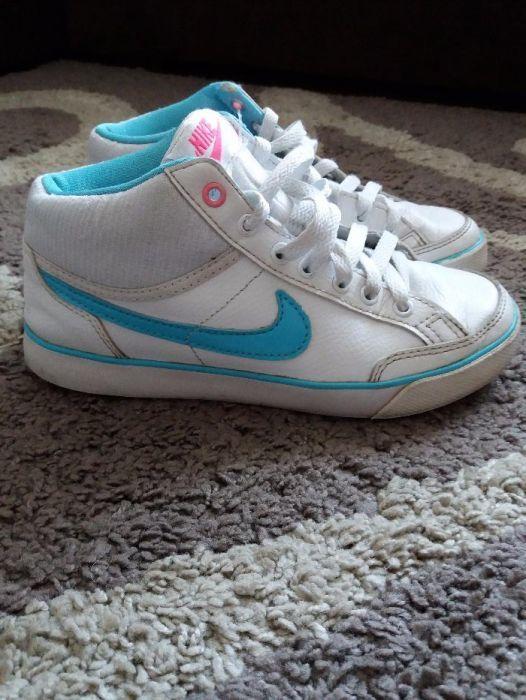 Buciki Nike roz.35,5 Trąbki - image 1