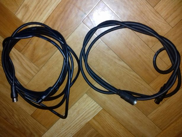 kable antenowe z wtyczkami