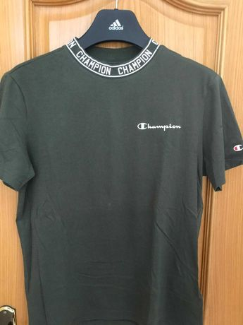 T-shirt Champion Homem Tamanho S (COMO NOVA)