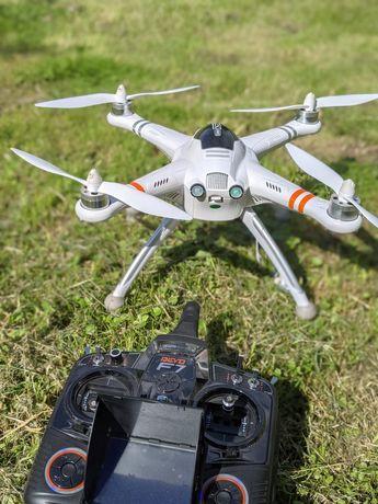 Квадрокоптер Walkera QR X350 Pro с GPS для FPV, DEVO F7 и подвес G-2D