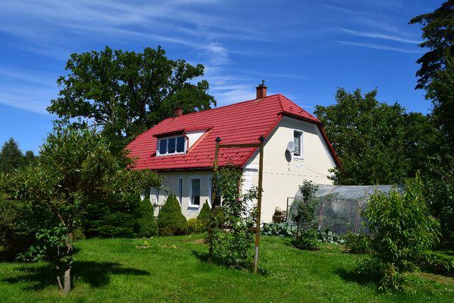 Dom jednorodzinny wolnostojacy Ubocze z rajskim ogrodem, 1,2 ha