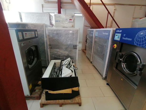 Encapador ocasião lavandaria self service lares