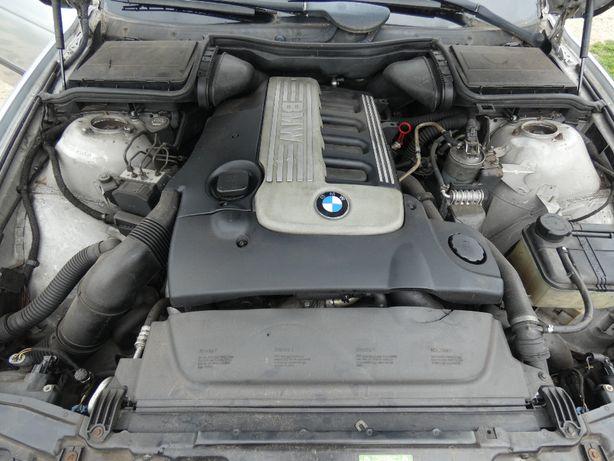 Silnik Bmw e39 525d 163 km 2003r kompletny