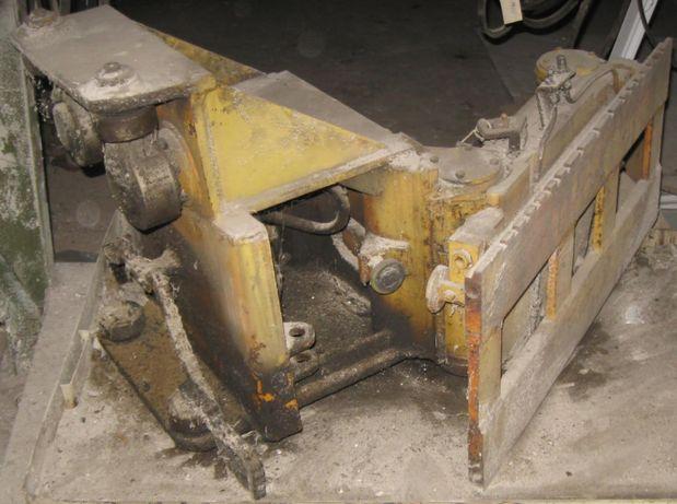 Каретка до електронавантажувача (электропогрузчика) ЕВ-818