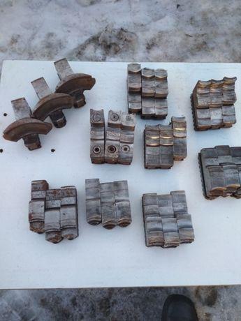 Кулачки прямые и обратные к токарному патрону 250