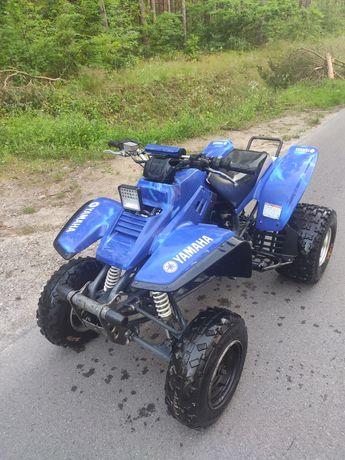 Quad Yamaha warrior raptor 350