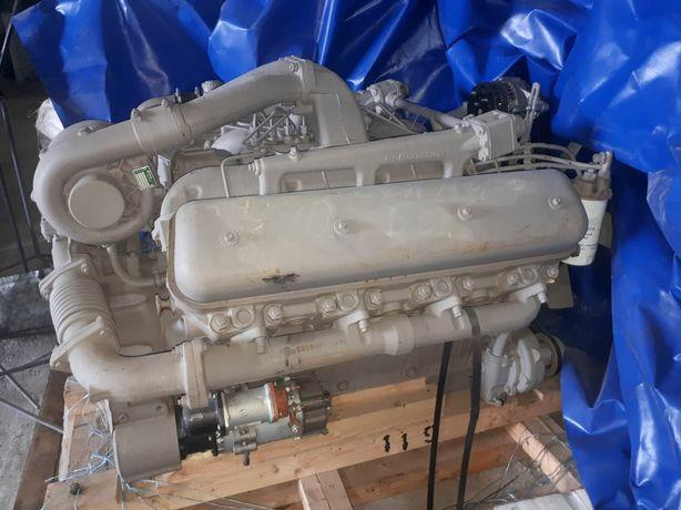 Двигатель ЯМЗ 238-НД3 Ямз238 турбо.