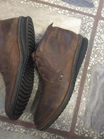 Skórzane buty Ecco rozmiar 41