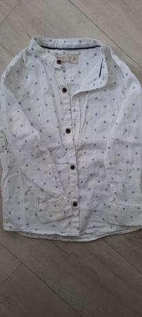 Рубашка zara boys 110
