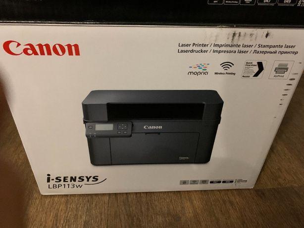Лазерный принтер CANON LBP113w