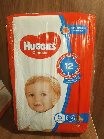 Подгузники Huggies Classic 5 Хаггис классик памперсы