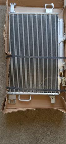 Chłodnica klimatyzacji mercedes w203