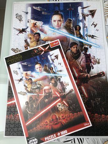 Puzzle Star Wars 1000 elementów