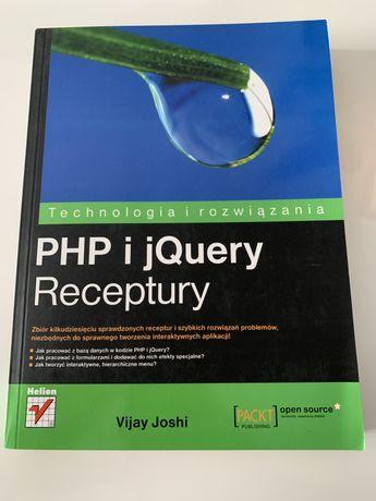 PHP i jQuery Receptury Vijay Joshi