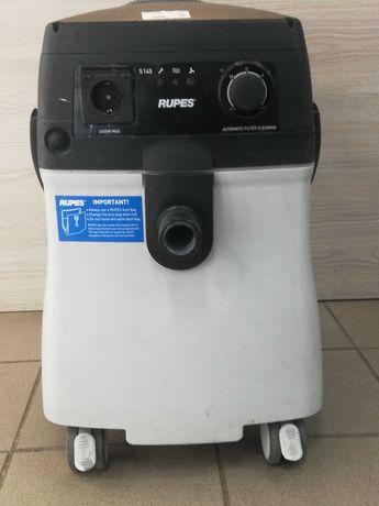 Odkurzacz przemysłowy Rupes. Model S 145 E