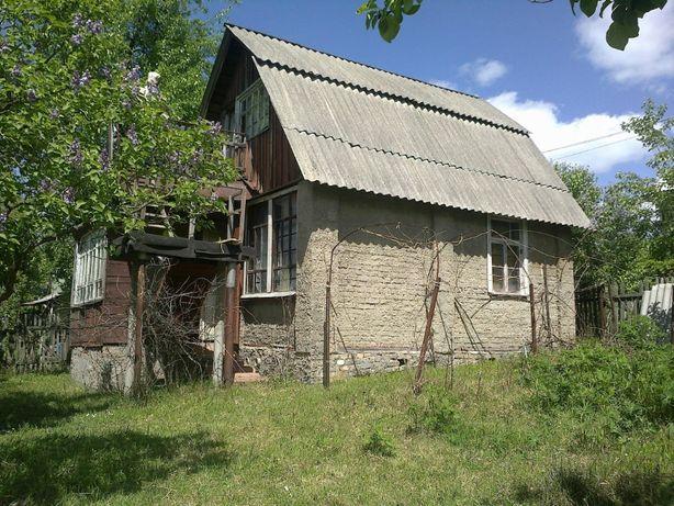 Летний дом с мансардой в Глевахе-3. Участок 7,32 сотки + берег ручья