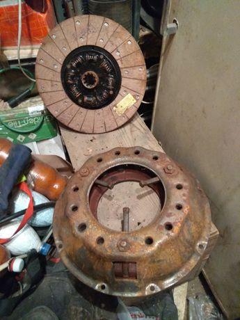 Корзина сцепления, диск сцепления ГАЗ-53