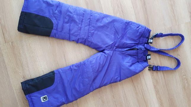Spodnie narciarskie r.116
