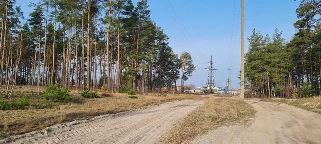 Лебедівка Вишгородського рн. КИЇВСЬКЕ МОРЕ. Продам земельну ділянку.