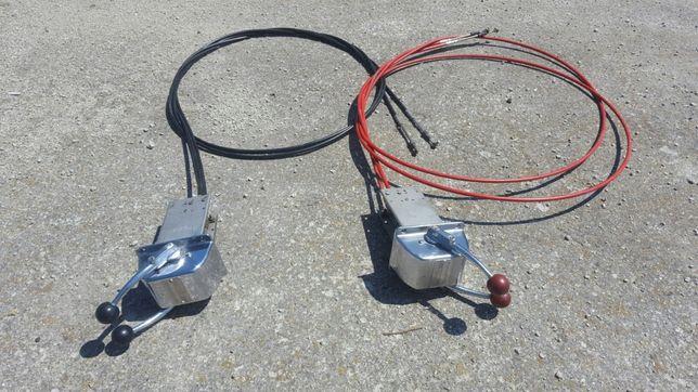 Manetka Top Morse Double typu American manetki sterowanie gazem