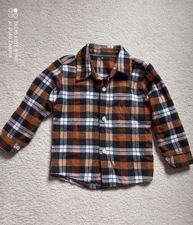 Koszula flanelowa 92