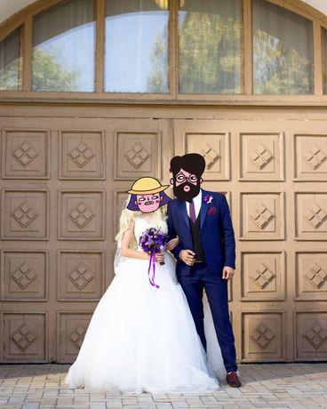 Свадебное платье,свадебный костюм