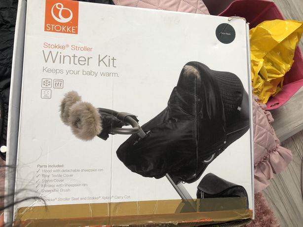 Winter kit stokke