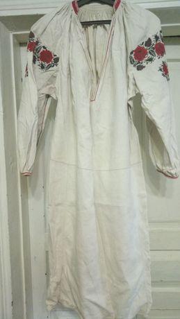 Сорочка льняна 40х лляна