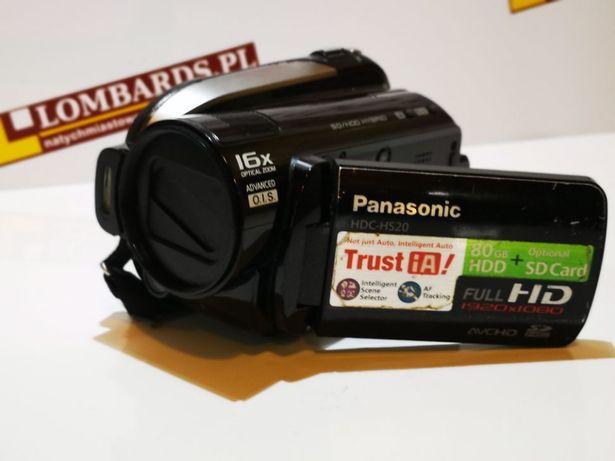 Kamera Panasonic HDC-HS20