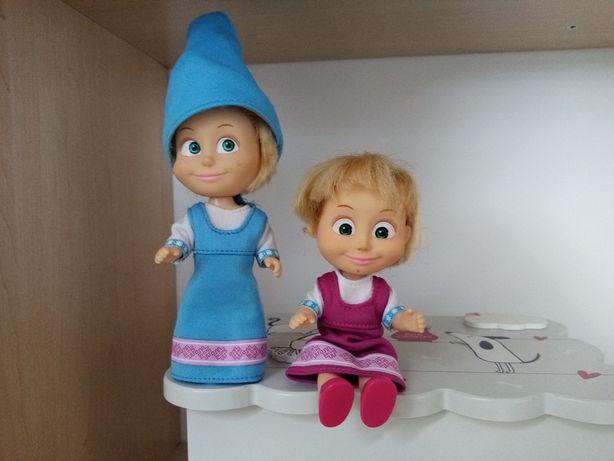 Dwie lalki  Masza .