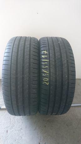 2x 205/55 R17 91W Bridgestone Turanza T005. 2018r