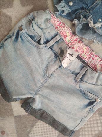 Шорти джинсові 104р.