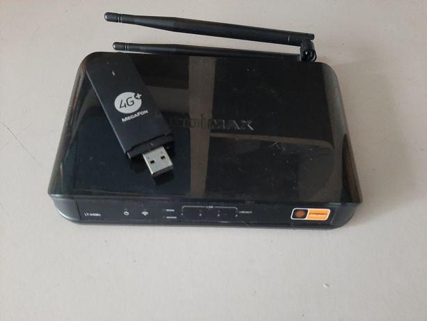 Router wifi plus modem