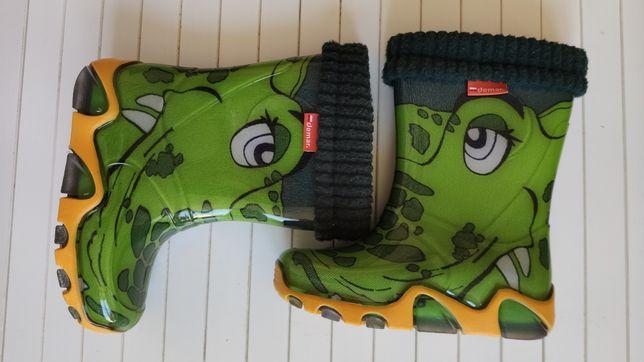 Гумові чоботи Demar 24-25 на 158 мм