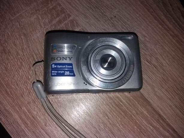aparat SONY DSC S5000