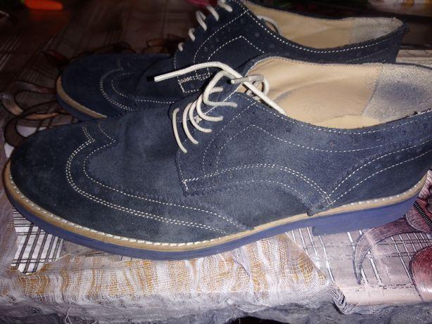 Броги, ботинки