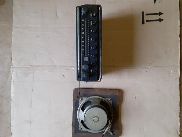 Автомобильный радиоприемник УРАЛ АВТО-2