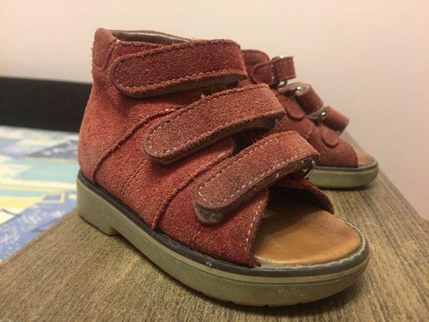 Ортопедичне взуття «Ортотоп», ортопедическая детская обувь