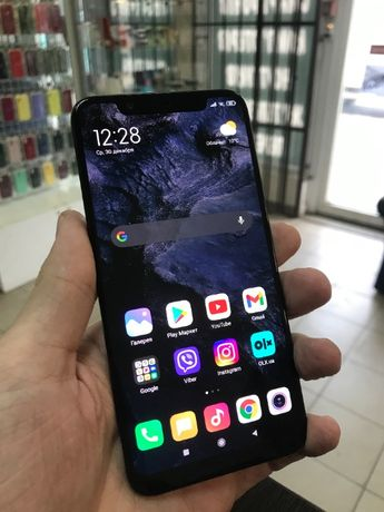 Смартфон Xiaomi Mi 8 (NFC, 6GB ОЗУ, 128GB ПЗУ, Amoled, 8-ядер Quallcom