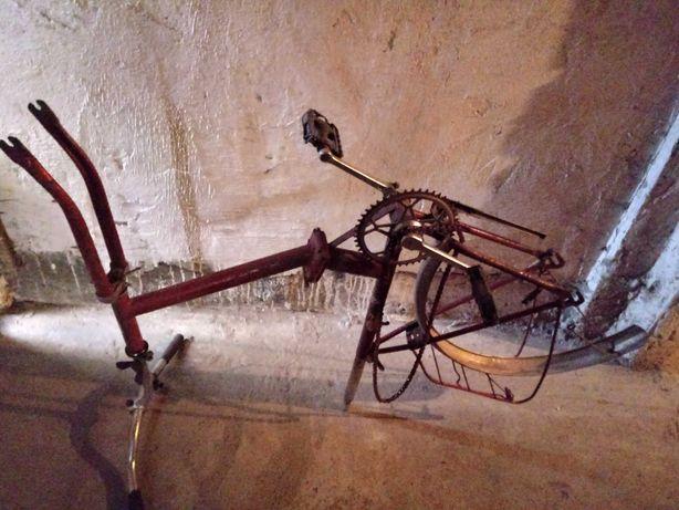 Stary rower Jubilat