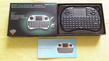 Mini Keyboard para Smart TV (UKB-500-RF)