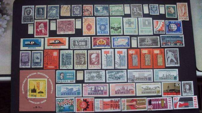 марки Польши с 40-х и Монголии в коллекционном и идеальном состоянии.