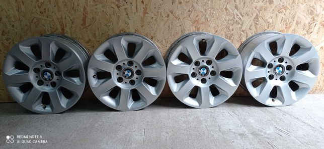 Диски R16 5*120 BMW style 115