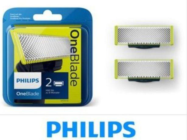 Лезвия Phillips OneBlade (original) Бесплатная доставка