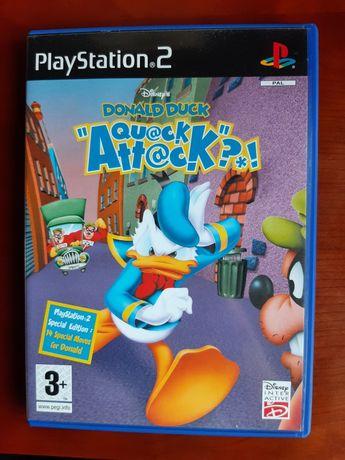 Disney's Donald Duck Quad Attack playstation 2