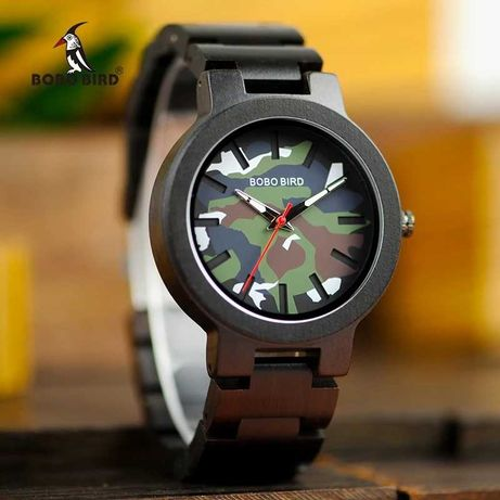Комуфляжные часы