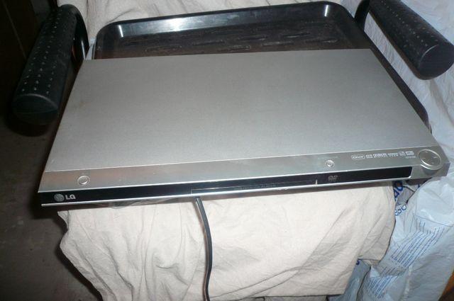 Sprzeda odtwarzacz DVD LG