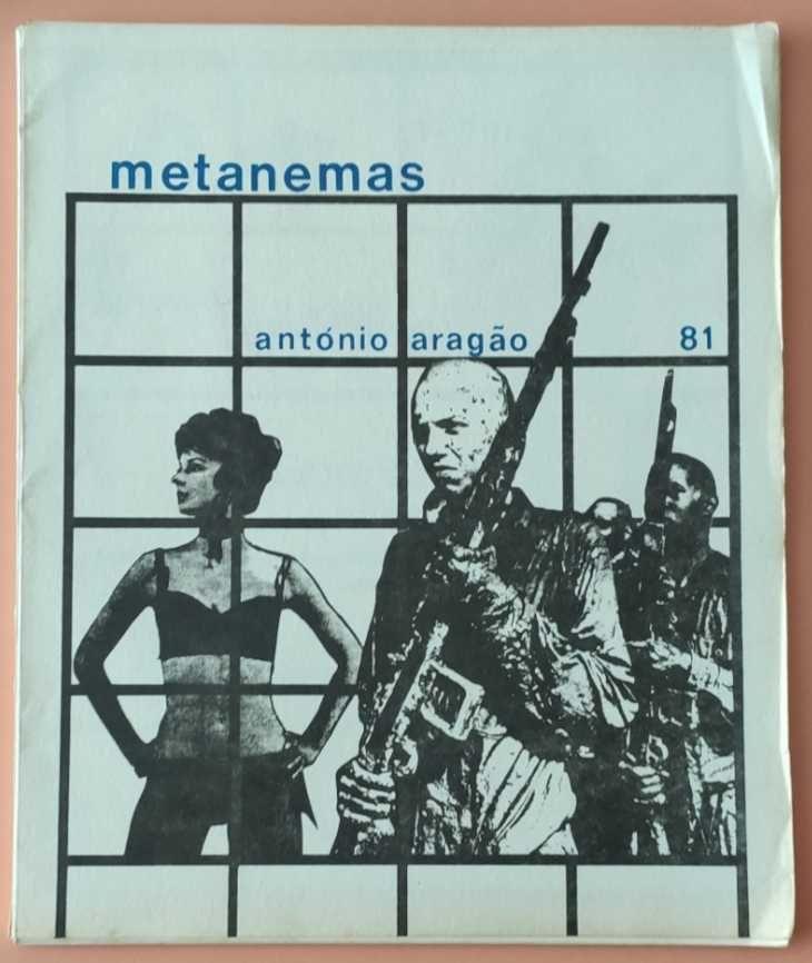 Aragão (António) - Metanemas   1.ª edição