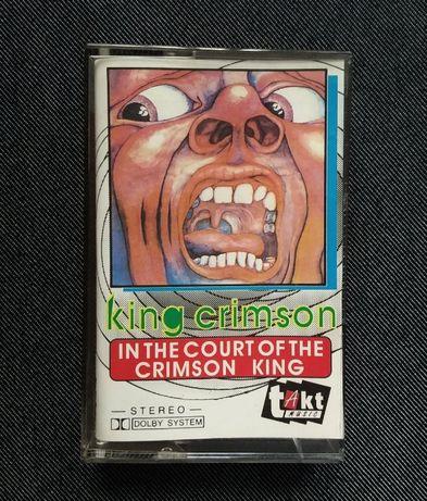 King Crimson - The Court of the crimson king - kaseta