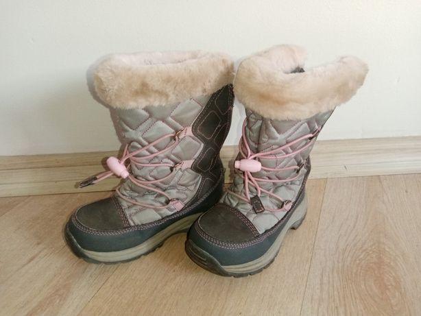 Śniegowe dla dziewczynki rom.25